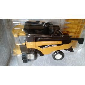 Miniatura Colheitadeira New Holland Cr960 Escala 1/64 Ertl
