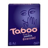 Taboo Clásico, Juego De Mesa, Juguete, Original, Hasbro