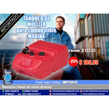 Tanque Para Combustible 6gl / Moeller