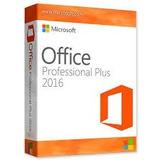 Licencia Office Professional Plus 2016 Original