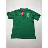 Camiseta Nike Tipo Polo Atlético Nacional
