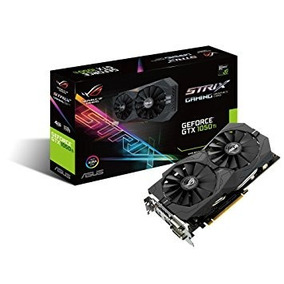 Tarjeta De Video Asus Gtx1050ti 4gb Strix Aura Ddr5