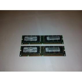 Memoria Sdram 64mb Sync 133mhz Cl3 Pc133 (2 Memorias)