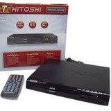 Reproductor Dvd Usb Sd Karaoke Divx Avi Mp3 Hdm Graba 5.