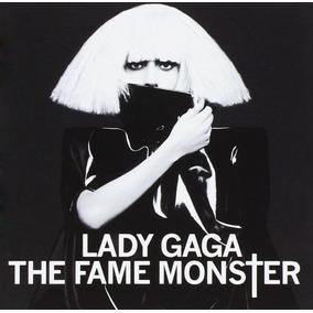 Lady Gaga - The Fame Monster (cd Duplo - Original E Oficial)