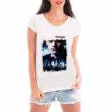 Camiseta Feminina Prison Break Série Seriado Camisa Modelo 2