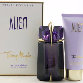 Kit Alien Thierry Mugler Edp 60ml+body100ml-original-lacrado
