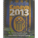 Agenda Canalla 2013 / Club Atletico Rosario Central /