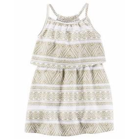 Vestido Nena - Carters - Importado Talle: 6