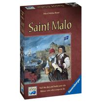 Saint Malo Juego De Mesa Tipo Estrategia 8 Años Ravensburger
