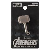 Marvel Thor Martillo Pewter Lapel Pin