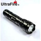 Linterna Ultrafire Wf-502b+bateria Ultrafire Recargable