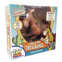 Caballo De Woody Tiro Al Blanco Con Sonidos - Giro Didactico