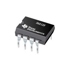 Amplificador De Instrumentacion Ina128 Ina129, Smd Y Dil