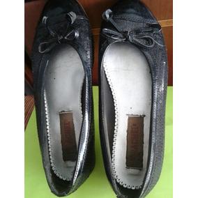 Zapatos De Lentejuelas De Niña