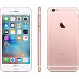 Apple Iphone 6s De 64 Gb Gold Rose En Caja Nuevo Libre