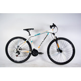 Bicicleta Mountain Explorer Rod 29 Aluminio Shimano Disco 21