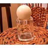 Envase Frasco Vidrio, 35 Cc, + Perfume Fino, Souvenirs X40