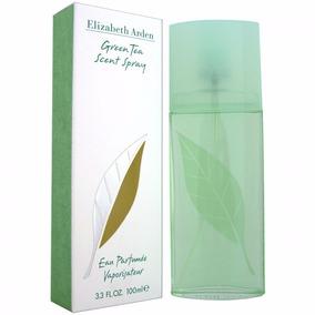 Perfume Green Tea Elizabeth Arden Edp 100ml Feminin Original
