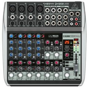 Mesa De Som Xenyx Qx1202usb Behringer Qx1202 Usb 110v