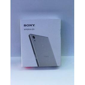 Telefono Sony Xperia Z5 Con Un Año De Servicio Incluido