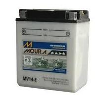 Bateria Moura Moto Mv14-e Honda Cbx 750 Sete Galo