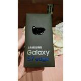 Samsung Galaxy S7 Edge - Azul - Impecável - Com Seguro