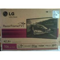 Televisor Tv Plasma Lg 42 Pulgadas Full Hd 3d