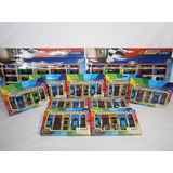 Set Paquete 5 Carritos Coleccion Juguetes Tipo Metalico
