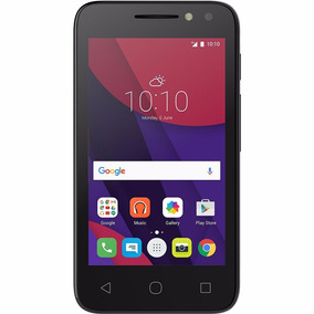 Alcatel Pixi 4 Cam 8 4034e Flash Frontal Ram 1gb Android 6