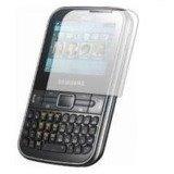 Case Tpu + Película Plástico Celular Samsung Chat E222 E2220