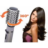 Escova Rotating Air Brush Titanium Conair Nova 110v Be Liss