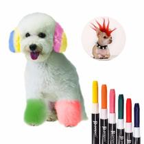 Marcador Get Tinte Color Mascotas(perros Gatos) No Toxico