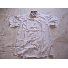 Duas Camisas Sociais - Manga Curta - Emporio Colombo