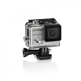 Camera Digital Mirage Sport Mr3000 Prata