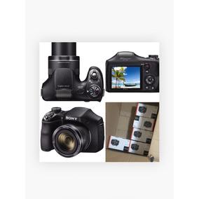 Câmera Digital Sony H Series Dsc-h300 20.1 Megapixels