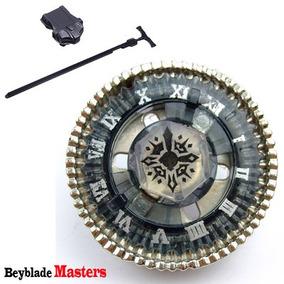 Masters Beyblade Metal Battle Fusion + Super Lançador