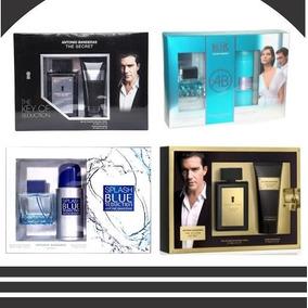 Estuche The Secret, Golden, Blue Seduction 100% Original