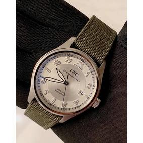 cee216daa24 Iwc Pilot Pulso - Relógio Masculino no Mercado Livre Brasil