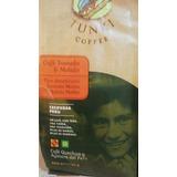 Café Tunki 1/4kg Americano Espresso Orgánico Molido Y Granos