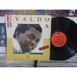 Lp - Evaldo Braga / Minha História / Polydor / 1993
