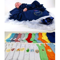 Kit Mijao 20 Pç + Kit Saida De Maternidade Bebe Total 22 Pç