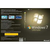 Cd De Boot Para Instalação De Sistema Operacional Windows 7