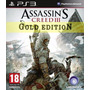 Assassins Creed 3 Ps3 Gold Edition Incluye Todos Los Dlc