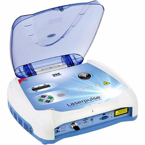 Laserpulse Ibramed Aparelho Laserterapia Com Caneta 904nm