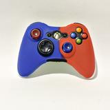 Funda De Silicon Para Control Xbox 360 Bi Color Monstergames