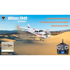 Avion Cessna 182 Rc F949 2.4g 3ch