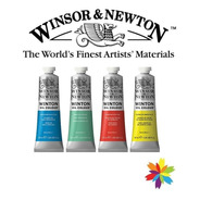 Pack 5 Oleo Winton Winsor & Newton 37ml. Barrio Norte