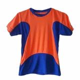 Juego De 14 Camisetas Para Niños Set Deportivas Futbol
