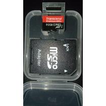 Cartão De Memória Transcend Microsd Xc 512gb Frete Grátis